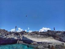 Νησάκι Baliscar στοκ φωτογραφίες