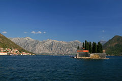 νησί Άγιος George Στοκ εικόνα με δικαίωμα ελεύθερης χρήσης