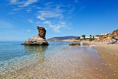 νησί Άνδρου Ελλάδα Στοκ φωτογραφία με δικαίωμα ελεύθερης χρήσης