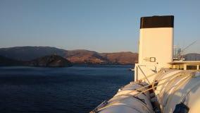 Νησί Άνδρου Στοκ Εικόνες