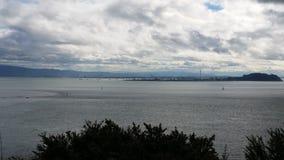 Νησί αγγέλου, Καλιφόρνια Στοκ Φωτογραφίες