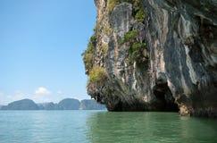 Νησί ασβεστόλιθων στοκ εικόνα με δικαίωμα ελεύθερης χρήσης