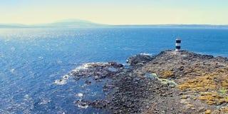 Νησί Ατλαντικός Ωκεανός Antrim Βόρεια Ιρλανδία Rathlin στοκ εικόνα με δικαίωμα ελεύθερης χρήσης