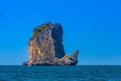 Νησί ατόμων AO Nang, Krabi, Ταϊλάνδη Στοκ Εικόνα