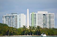 Νησί βασίλισσα Miami Στοκ Φωτογραφία