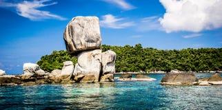 Νησί γιων Hin στοκ φωτογραφία με δικαίωμα ελεύθερης χρήσης