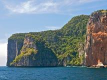 νησί ερήμων στοκ εικόνες