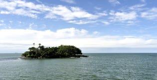 νησί ερήμων Στοκ εικόνες με δικαίωμα ελεύθερης χρήσης