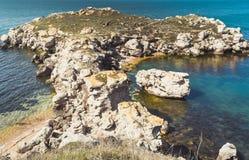 Νησί θάλασσας Στοκ φωτογραφία με δικαίωμα ελεύθερης χρήσης