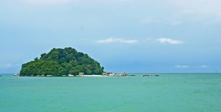νησί $θμαλαισιανός Στοκ φωτογραφία με δικαίωμα ελεύθερης χρήσης