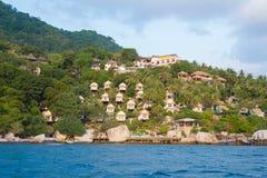 Νησί διακοπών Nang Yuan Kho Koh Tao, Ταϊλάνδη Στοκ φωτογραφία με δικαίωμα ελεύθερης χρήσης