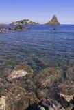 νησί Ιταλία Στοκ Φωτογραφίες
