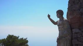 νησί Ιταλία capri απόθεμα βίντεο