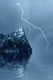 νησί κάστρων στοκ εικόνα με δικαίωμα ελεύθερης χρήσης