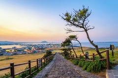 Νησί Κορέα Jeju στοκ φωτογραφία με δικαίωμα ελεύθερης χρήσης