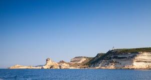 Νησί Κορσική Corse-du-sud, Γαλλία Στοκ Εικόνες