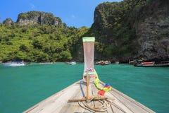 Νησί κοτόπουλου κοντά στο AO Nang, Krabi Ταϊλάνδη Στοκ φωτογραφία με δικαίωμα ελεύθερης χρήσης