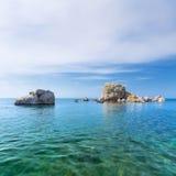 Νησί Κριμαία καβουριών Στοκ Φωτογραφίες