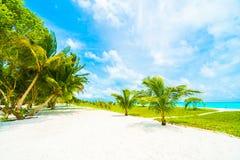 νησί Μαλβίδες Στοκ Φωτογραφίες