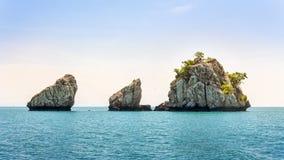 νησί μικρή Ταϊλάνδη Στοκ Εικόνες