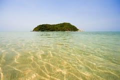 νησί οριζόντων που απομονώ&nu στοκ φωτογραφία με δικαίωμα ελεύθερης χρήσης
