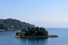 Νησί ποντικιών της Ελλάδας Στοκ Εικόνες