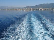 νησί που φεύγει Στοκ εικόνες με δικαίωμα ελεύθερης χρήσης