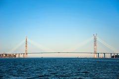 νησί ρωσικά γεφυρών Στοκ εικόνες με δικαίωμα ελεύθερης χρήσης