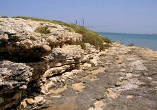 Νησί στην Ιταλία Στοκ φωτογραφίες με δικαίωμα ελεύθερης χρήσης