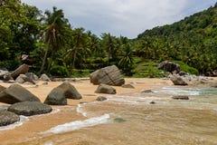 Νησί Ταϊλάνδη Phuket παραλιών Noi στοκ εικόνες με δικαίωμα ελεύθερης χρήσης