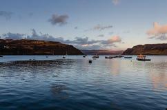 Νησί της ακτής της Skye Στοκ φωτογραφία με δικαίωμα ελεύθερης χρήσης