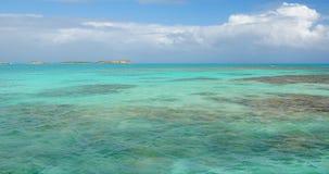 Νησί της Αντίγκουα και ακτή - Άγιος John ` s - Αντίγκουα και Μπαρμπούντα Στοκ φωτογραφία με δικαίωμα ελεύθερης χρήσης