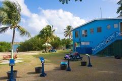 Νησί της Αντίγκουα και ακτή - Άγιος John ` s - Αντίγκουα και Μπαρμπούντα Στοκ εικόνες με δικαίωμα ελεύθερης χρήσης