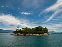 νησί της Βραζιλίας τροπικό Στοκ εικόνες με δικαίωμα ελεύθερης χρήσης