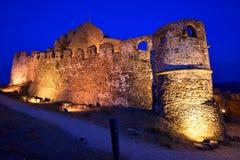 Νησί της Ελλάδας, Λέσβος, Mithimna στοκ φωτογραφία