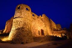 Νησί της Ελλάδας, Λέσβος, Mithimna στοκ εικόνες με δικαίωμα ελεύθερης χρήσης