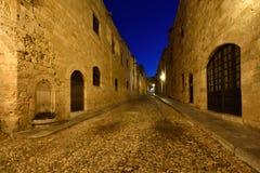 Νησί της Ελλάδας, Ρόδος στοκ εικόνες