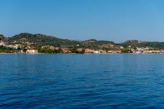 Νησί της Ζάκυνθου Στοκ Φωτογραφία