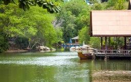 νησί της Ινδονησίας gili βαρκών lombock κοντά σε μικρό στοκ φωτογραφίες με δικαίωμα ελεύθερης χρήσης