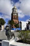 Νησί της Ισπανίας, Lanzarote, Στοκ φωτογραφία με δικαίωμα ελεύθερης χρήσης