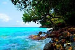 Νησί της Ταϊλάνδης ko samet Στοκ Εικόνες