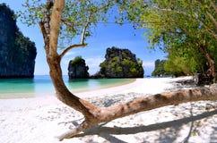 Νησί της Hong στον κόλπο Phang Nga Στοκ Εικόνες