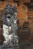 νησί του Μπαλί Γλυπτά των Θεών και των πνευμάτων στοκ εικόνες