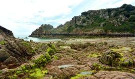 Νησί του Τζέρσεϋ Στοκ Εικόνες