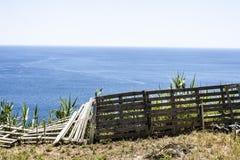 Νησί του Miguel Σάο, Αζόρες, Πορτογαλία Στοκ εικόνα με δικαίωμα ελεύθερης χρήσης