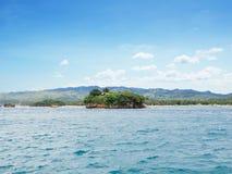 νησί τροπικό Στοκ Φωτογραφία