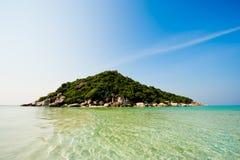 νησί τροπικό στοκ εικόνες με δικαίωμα ελεύθερης χρήσης