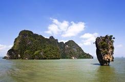 νησί φραγμάτων jame phuket Στοκ φωτογραφίες με δικαίωμα ελεύθερης χρήσης
