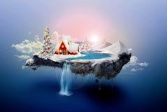 Νησί Χριστουγέννων Στοκ φωτογραφίες με δικαίωμα ελεύθερης χρήσης