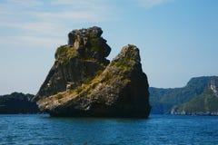 νησί όπως τον πίθηκο βλέμματος Στοκ φωτογραφίες με δικαίωμα ελεύθερης χρήσης